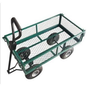 Heavy duty 4 wheel Beach Wagon cart
