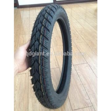 6PR China cheap price motorcycle tire and tube 3.00-18 for sale