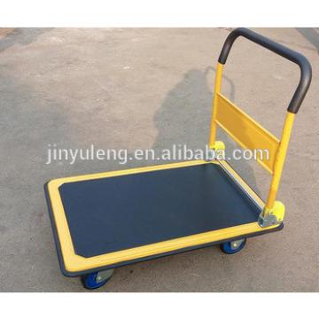 JAPAN prestar quality real load 300kg heavy foldable platform hand truck hand trolley