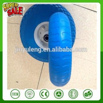 8 inch 2.50-4 high quality pu foam solid wheel for Japan, South Korea market