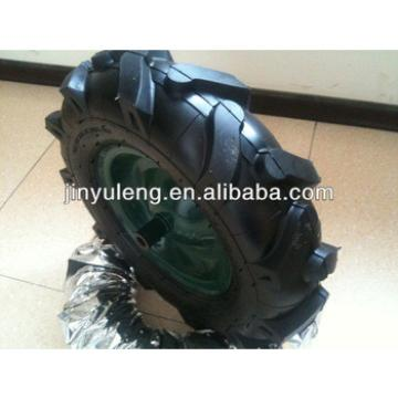 4.00-8 4.00-10 450-10 ,4PR 6PR 8PR use for mini-tiller ,Micro tillage machine tire ,wheel,