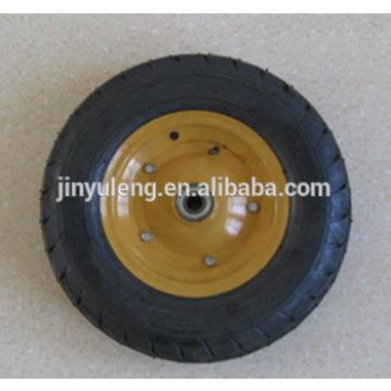 400-8 rubber wheel barrow tire