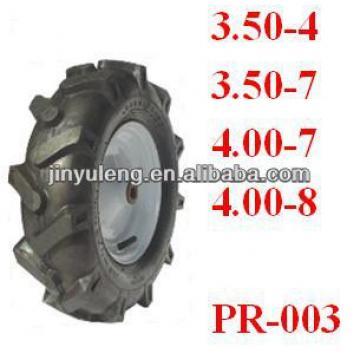 3.50-4 Pneumatic Rubber wheel