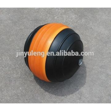 28 cm diameter pu foam ball wheel globate wheelfor wheel barraw ATV beach cart inflatable boat tralier