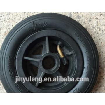 6*1.25 pneumatci wheel for wheelchair