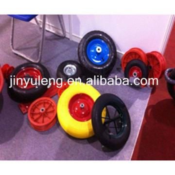 PU wheelbarrow tyre