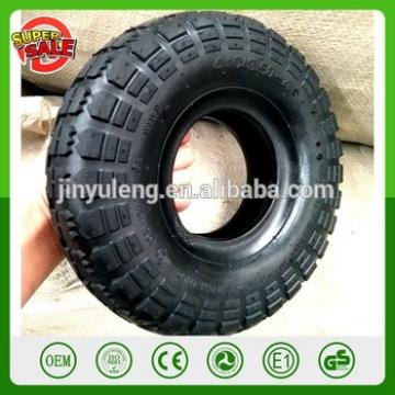 10 inch 14 16 inch 3.50-8 4.80/4.00-8 rubber tire for wheel barrow part wheel spare tire hand trolley tool cart barrow caster