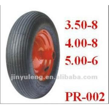 solid /rubber wheels .Pneumatic wheels 3.50-8,4.00-8,5.00-6