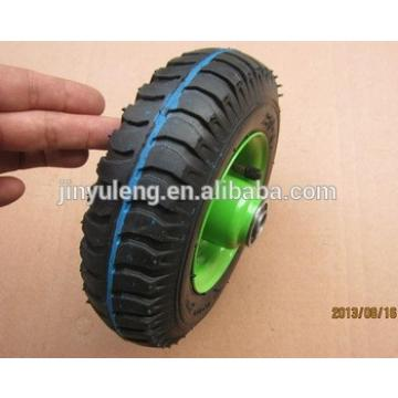 8x2.50-4 wheel barrow wheel for hand truck,hand trolley,toolcarts