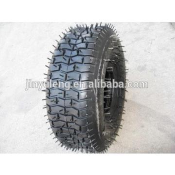4.00-4 wheelbarrow/wheel barrow tyre for hand truck,hand trolley,lawn mover,weelbarrow,toolcarts
