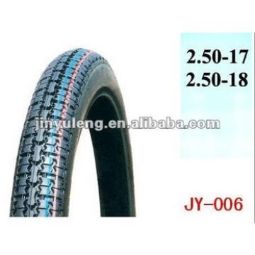 cheap seal CHINA 2.50-17 2.50-18 stereet road motorcycle tire