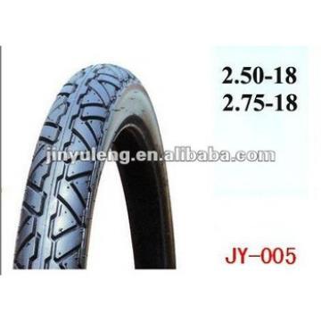 2.50-18/2.75-18 Popular street pattern pneumatic air motorcycle tyre tire