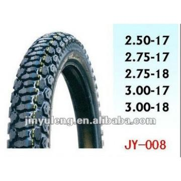 non-slip cross-country Motorcycle tire 2.50-17/2.75-17/2.75-18/3.00-17/3.00/18