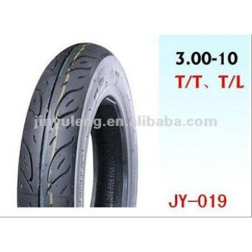 3.00-10 tubeless Speed race street standard motorcycle tire for Scooters electric vehicles