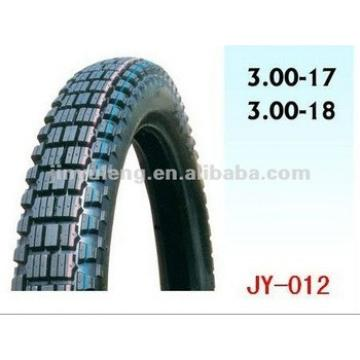 3.00-17/3.00-18 non-slip cross-country tire for motorycle ,Tricycle