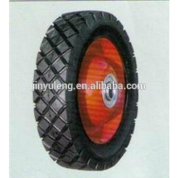 8x1.75 small solid wheel for toys /lawn mower/ carts