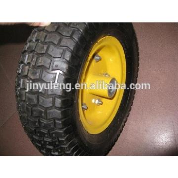 high quality wheel barrow wheel 13x5.00--6 for wheel barrow ,hand truck,,grass mover