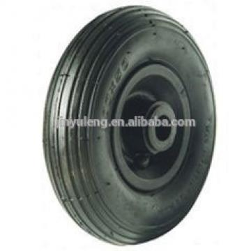 200x50 pneumatic rubber wheel for barrow/ trolley