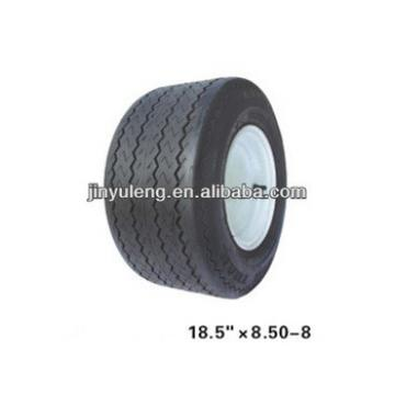 """18""""x8.50-8 tire for tractor mower"""