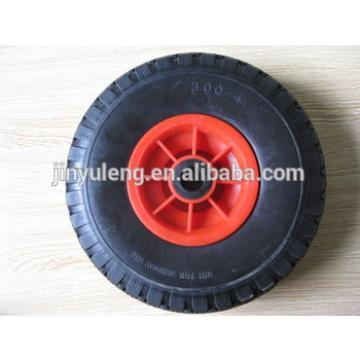 10x300-4 trolley pu wheel