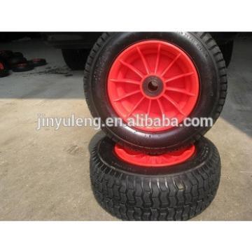 16x6.50-8 wheel barrow wheel for wheel barrow ,hand truck,grass mover