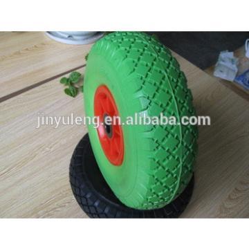 """10""""x3.50-4 PU foam wheel"""