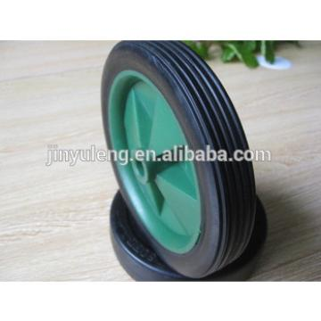 """6""""solid rubber power wheel"""
