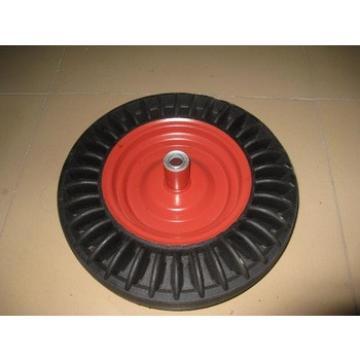16inch solid wheel for wheelbarrow use