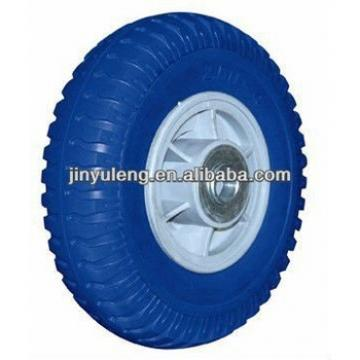 "10""x3.00-4 PU FOAM WHEEL"