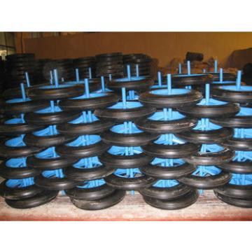 13 inch solid wheel for wheelbarrow use