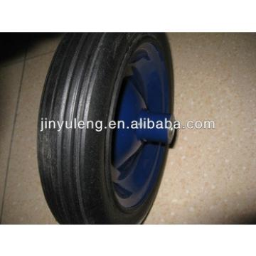 "12.5""x2.5 ""solid wheel for wheelbarrow use"