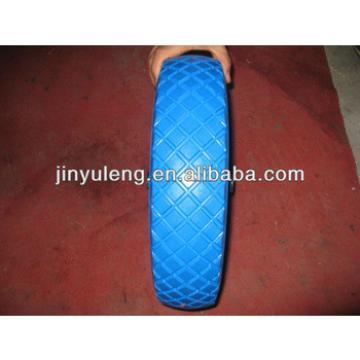 4.00-8 PU foam wheel for tool cart