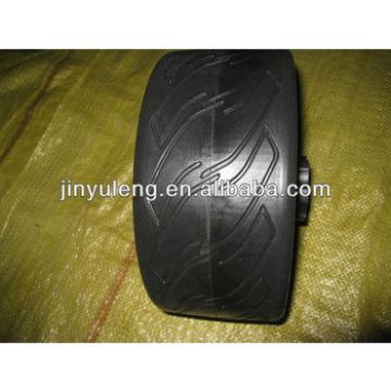 PU foam wheel for kid electric toy car