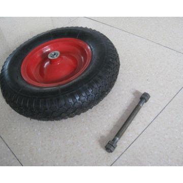 barrow tyre 4.00-8 rubber wheel