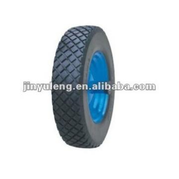 16X6.50-8 PU foam wheel for Lawn mower use
