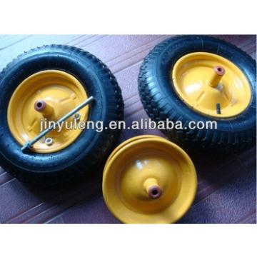 barrow tyre 4.00-8 rubber wheel