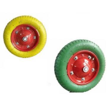 barrow tyre 3.50-8 rubber wheel