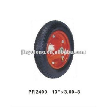 air rubber wheel 10x3.00-8