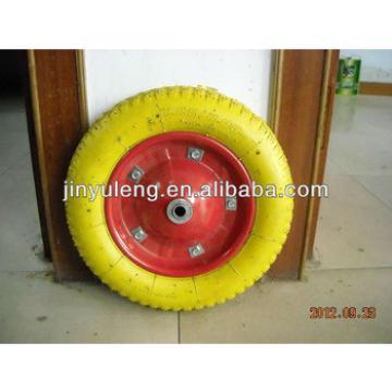 3.25-8 rubber wheel