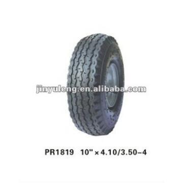rubber wheel 4.00-4