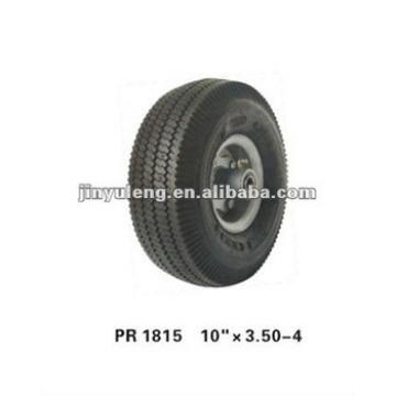 rubber beaing wheel 3.50-4