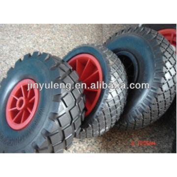 10x3.00-4 rubber wheel for wheel barrow / hand trolley