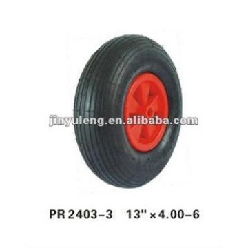 rubber wheel 4.00-6