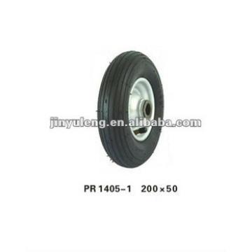 rubber wheel 200x50