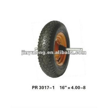 rubber wheel 16x4.00-8