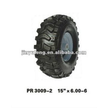 rubber wheel 16x6.00-6