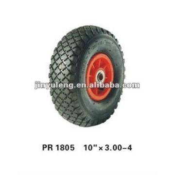 rubber wheel 3.00-4