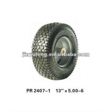rubber wheel 13x5.00-6