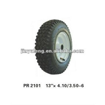 rubber wheel 13x3.50-6