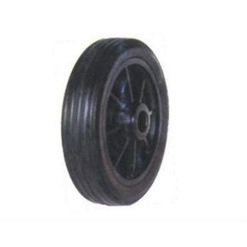 6.3X1.5 solid rubber wheel